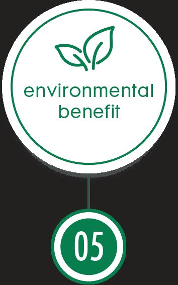 Evironmental Benefit