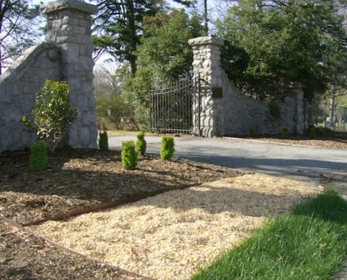 Project EverGreen - Green Hill Cemetery