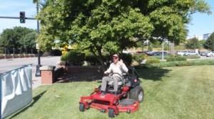 lawn Buddy Blog volunteer 1 Sept 2020 | Project EverGreen